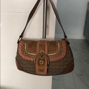 👍👍Coach bag in good condition used.👍👍